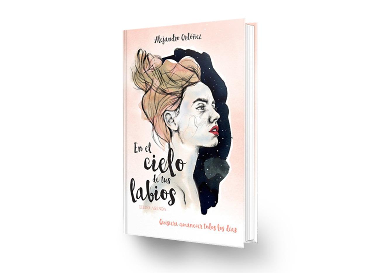 Libro agenda Alejandro Ordoñez y Mina Ilustraciones